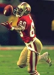 Portraitphoto Jerry Rice