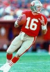 Portraitphoto Joe Montana